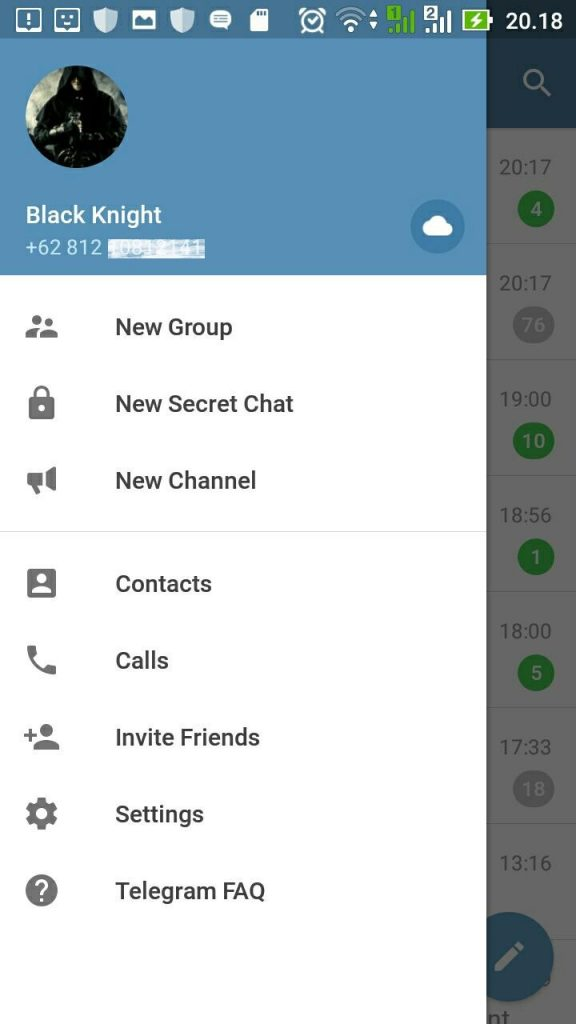 cara cek nomor telkomsel yang lupa menggunakan telegram