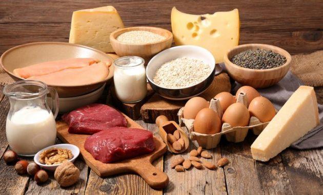 makanan rendah lemak