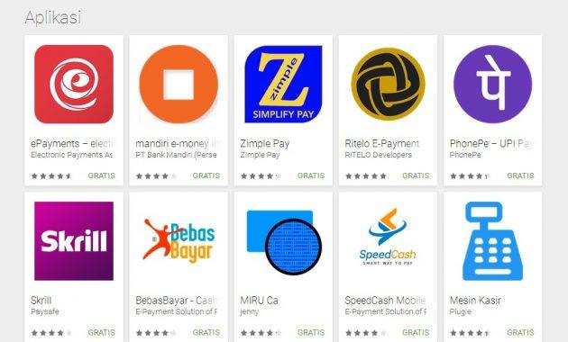 Aplikasi Pembayaran Listrik Berbasis Android
