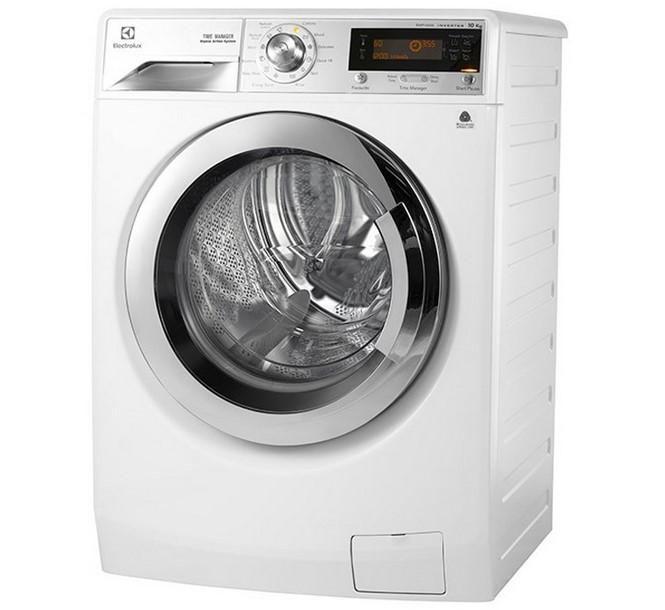 mesin cuci otomatis fron loading