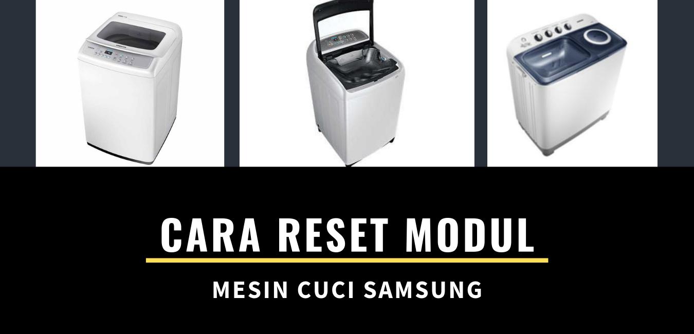 Cara Reset Mesin Cuci Samsung Video Aneka Cara